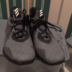 NIB Mens Adidas Alphabounce Hpc Aramis Black